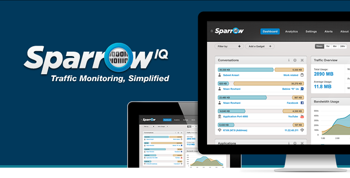 SparrowIQ - Traffic Monitoring, Simplified - Solana Networks
